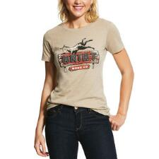 Ariat Boot Company Settle Down Short Sleeve Ladies Tee - TB