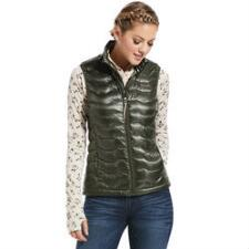 Ariat Ideal Down 3.0 Ladies Vest - Prairie - TB