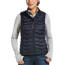 Ariat Navy Ideal Down 3.0 Ladies Vest - TB