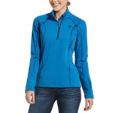 Ariat Ladies Conquest 2.0 Half Zip Sweatshirt - TB