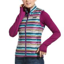Ariat Serape Ideal Down 3.0 Ladies Vest - TB