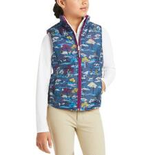 Ariat Emma Reversible Girls Vest - TB