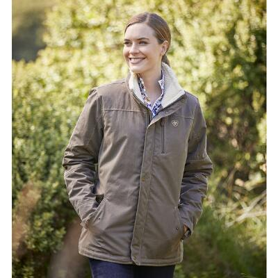 Ariat Grizzly Utility Ladies Winter Jacket