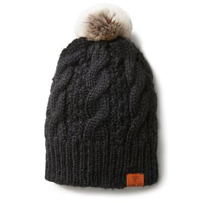 Ariat Cable Knit Ladies Winter Hat