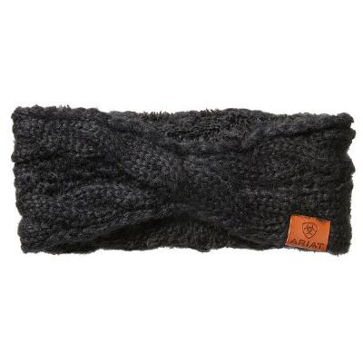 Ariat Cable Knit Ladies Winter Headband