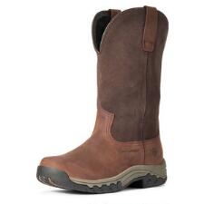 Ariat Terrain H2O Ladies Western Boot - Dark Brown - TB