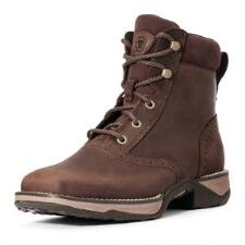 Ariat Anthem Distressed Brown Ladies Lacer Boots - TB