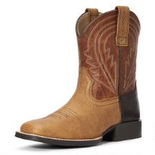 Ariat Lil Hoss Youth Western Boot - TB