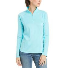 Ariat Sunstopper 2.0 Baselayer Ladies Quarter Zip - TB