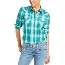 Ariat Real Tropical Ladies Western Shirt - TB
