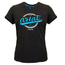 Ariat Authentic Logo Short Sleeve Ladies Tee - TB