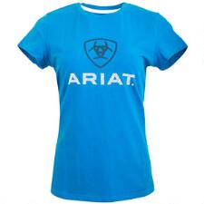 Ariat HD Logo Short Sleeve Ladies Tee - TB