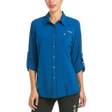 Ariat VentTEK II Button Down Ladies Shirt - TB