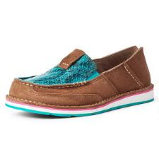 Ariat New Earth Turquoise Snake Ladies Cruiser - TB