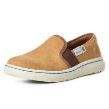 Ariat Eco Cognac Canvas Ladies Ryder - TB