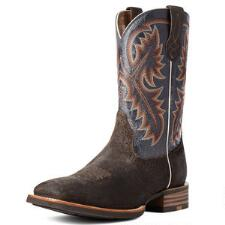 Ariat Quickdraw Creek Mud Galactic Mens Western Boot - TB