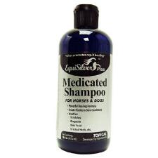 Equisilver Medicated Shampoo 16 oz - TB