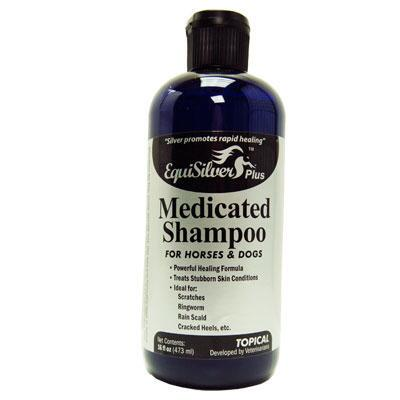 Equisilver Medicated Shampoo 16 oz