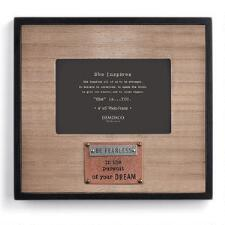 Be Fearless 4 x 6 Picture Frame - TB