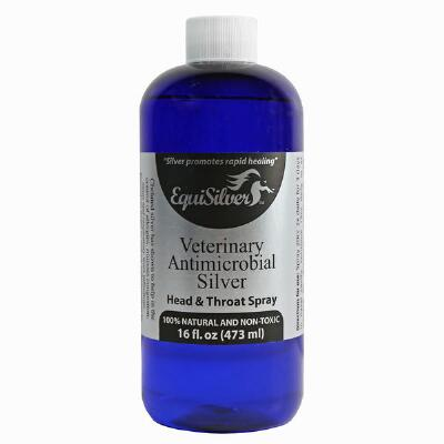 EquiSilver Head and Throat Wash 16 oz