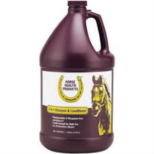 Horse Health Equifusion 2-in-1 Shampoo & Conditioner Gallon - TB