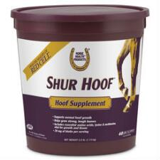 Horse Health Shur Hoof Hoof Supplement 2.5 lb - TB