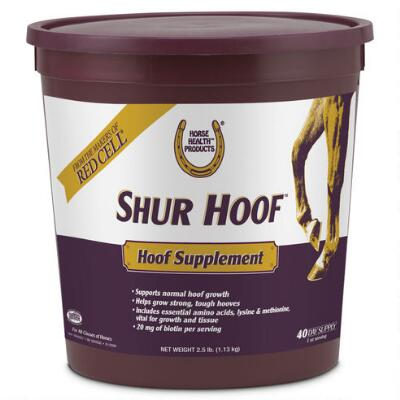 Horse Health Shur Hoof Hoof Supplement 2.815 lb