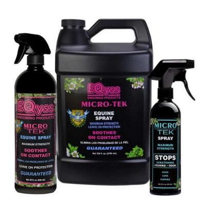 EQyss Micro-Tek Medicated Spray 32 oz
