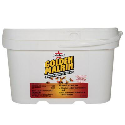 Golden Malrin Fly Bait 10 lb