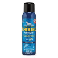 Farnam Endure Sweat-Resistant Fly Repellent 15 oz Continuous Spray - TB