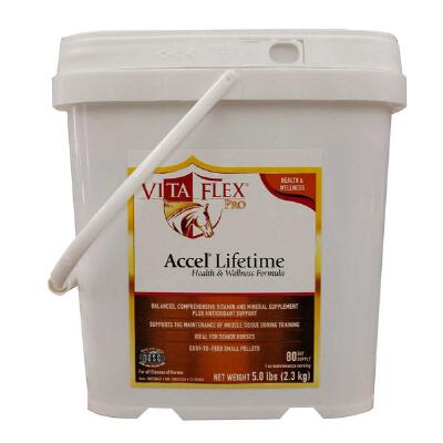 Accel Lifetime Health and Wellness Pellets 5 lbs