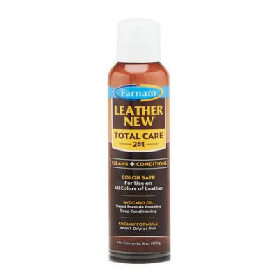 Farnam Leather New Total Care 2-in-1 6oz