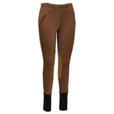 TuffRider Unifleece Ladies Pull On Winter Breech