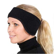 Back On Track Ceramic Fleece Headband - TB