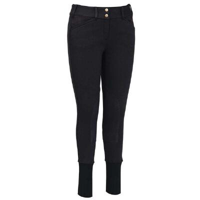 TuffRider Unifleece Ladies FZ Winter Breech