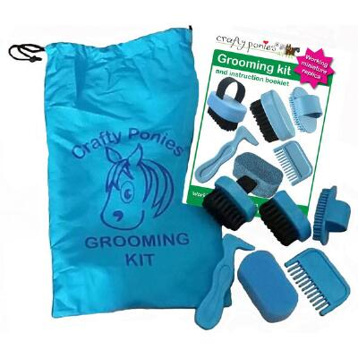 Crafty Ponies Play and Learn Toy Grooming Kit