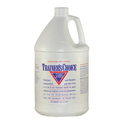 Trainers Choice 5000 Gel Gallon