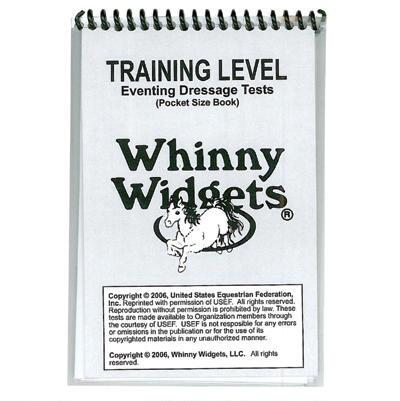 Whinny Widgets Eventing Dressage Tests Training Level