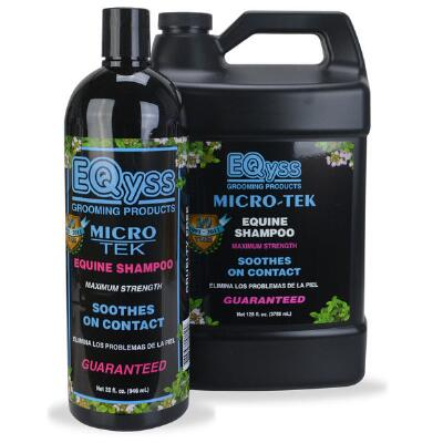 Micro-Tek Medicated Shampoo 32 oz