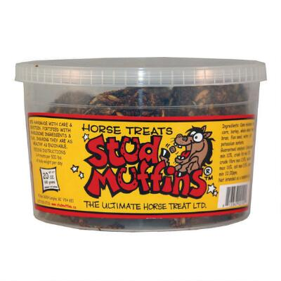 Stud Muffins Horse Treat 16 Pack