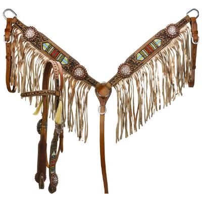 Big Country Tack Atolia Browband Headstall
