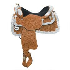 Dale Chavez Rio Show Saddle 16 Inch