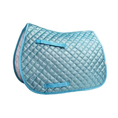 Lettia All Over Sparkly All Purpose Saddle Pad