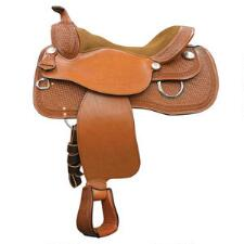 Dale Chavez West Coast Reiner Western Saddle - TB