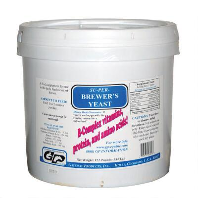 Brewers Yeast 12.5 lb