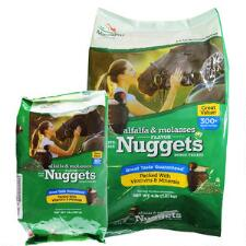 Manna Pro Alfalfa Molasses Nugget Treats  - TB