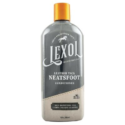 Lexol Neatsfoot Oil 16.9 oz Pour Bottle