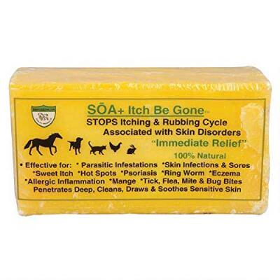 Soa Itch Be Gone Bar Soap