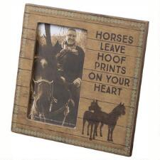 Primitives by Kathy Hoof Prints on Your Heart Picture Frame - TB