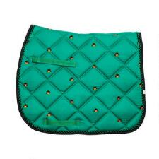 Lettia Green International Fox Hunt All Purpose Saddle Pad - TB